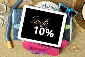 Offerta 10 per cento di sconto Hotel Jesolo